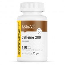 OstroVit Caffeine 200, 110 таблеток - БРАК БЕЗ СРОКА из партии 08.22